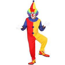 Harlekin Narrenkostüm, Clownkostüm, Herrenkostüm Clown, Kostüm Kindergeburtstag