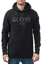 Felpa Globe Mod Hoodie IV Nero  fbg02