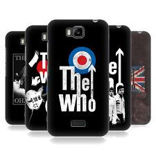 Officiel The Who Band art de coque arrière dur pour HUAWEI Phone 2