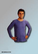Hombre Térmica Camiseta interior manga larga üg Talla 13 14
