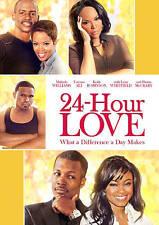 24-HOUR LOVE NEW DVD