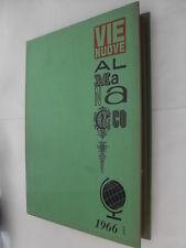 AAVV - ALMANACCO 1966 - ED.VIE NUOVE