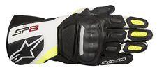 Guanti Alpinestars Pista Moto Pelle SP-8 v2 Leather Glove vari colori