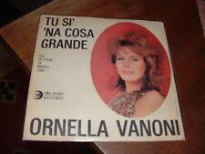 """ORNELLA VANONI  FESTIVAL DI NAPOLI'64 """"TU SI' 'NA COSA GRANDE"""" ITALY"""