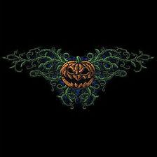 Sidewinder Pumpkin Halloween T-Shirt PLUS SIZE -or- SUPERSIZE TF15447 Rhinestone