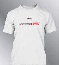Tee shirt personnalise F800GS S M L XL XXL homme moto F800 GS