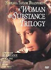 A Woman of Substance Trilogy (DVD, 2002, 3-Disc Set)