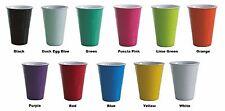 NEW 4 x Avanti - Miami Melamine 400ml Two Tone Cup x 4 Multi Color