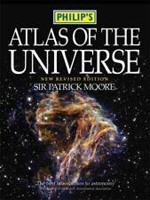 Philip's Atlas of the Universe (Philip's Astro..., Moore, CBE, DSc, FRA Hardback