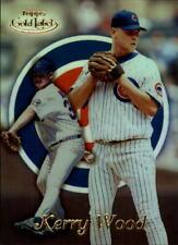1999 Topps Gold Label Class 1 Baseball Card #98 Kerry Wood