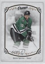 2015-16 Upper Deck Champs 208 Short Prints Jason Spezza Dallas Stars Hockey Card