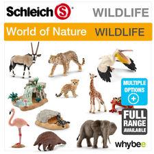 NEW! SCHLEICH WILDLIFE WILD ANIMAL FIGURES - FULL RANGE MULTIPLE CHOICE FIGURINE
