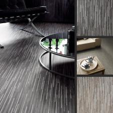 Stripe Sheet Vinyl Flooring Bamboo Style Kitchen Bathroom Lino Non Slip Roll