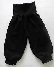 Hose  Pumphose  Jerseyhose  Schwarz  Gr.62 -128  Handarbeit