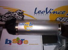 TERMINALE SCARICO LEOVINCE LV ONE SUZUKI GSR 750 2011 2013 OFFERTA