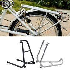 set of 2 bikes with rear racks Brompton Rollers Eazy Wheels