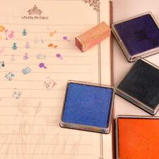 Sponge Multi-color Scrapbooking Stamp Pads Square Ink Pad Fingerprint Inkpad