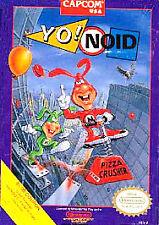 Nintendo NES Game Cartridge YO! NOID
