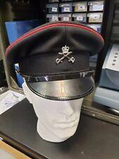 dfd1ff18d Military Peaked Hat in Militaria Surplus Helmets & Hats for sale | eBay