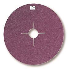 Mirka Fibre Sanding Discs 115 mm 4-fach Slotted Grain Selectable