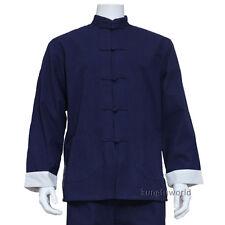 High Quality Cotton Martial arts Tai Chi Kung fu Jacket Wushu Clothing Suit