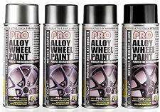 E-Tech Pro 400ml Rueda de Aleación de pulverización aeosol reburish, actualización & Personalizar Pintura