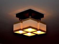 Lámpara Luz de Techo Lámpara 4 FOCOS GRAN DISEÑO Bristol mu4p NUEVO