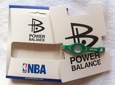 Bracciale Power Balance braccialetto NBA Boston Celtics Rajon Rondo XS/S/M/L/XL