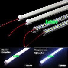 5Pcs  50cm DC12V SMD 5730 LED Rigid LED Strip Bar Light+pc cover LED Bar Light