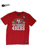SAN FRANCISCO 49ERS - OFFICIAL MAJESTIC COACH T-SHIRT NEU/NEW TRIKOT FOOTBALL 46
