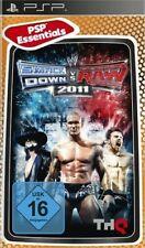 PSP Spiel - WWE Smackdown vs. Raw 2011 (Essentials) (mit OVP)