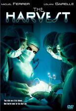 HARVEST rare Horror dvd Body Parts Business HARVEY FIERSTEIN Miguel Ferrer 92 Ln