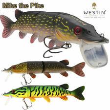 Westin Mike The Pike 200mm Hechtköder Wobbler 3 Farben zur Auswahl Raubfischshop