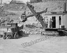 Photograph Power / Steam Shovel Tully Limestone King's Ferry New York 1932c 8x10