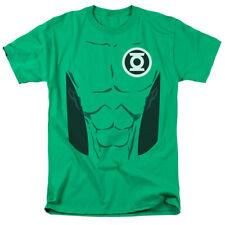 Green Lantern Kyle Rayner Costume DC Comics Licensed Adult Shirt S-3XL