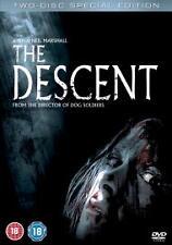 The Descent (DVD, 2005, 2-Disc Set)