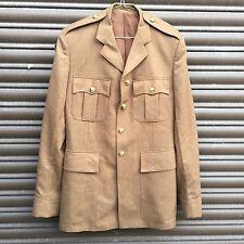 BRITISH ARMY SURPLUS MERCIAN REGIMENT No.2 FAD UNIFORM DRESS TUNIC,BULLION WIRE