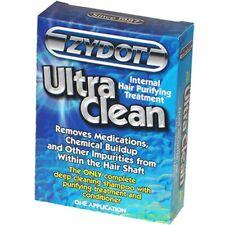 ZYDOT ULTRA CLEAN HAIR/ FOLLICLE DRUGS TEST SHAMPOO TREATMENT/ DETOX / MOUTHWASH