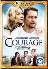 Faith & Family Films: Courage (DVD, 2011) NEW!! SEALED!! Jason Priestley
