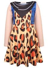 Simile Lol Cherry Vestito Carnevale Bambina Tipo Lol Dress Cosplay LOLCHER1