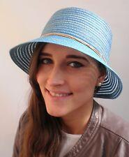 mujer sombrero de paja caso selección color Gorro Verano Para Dama