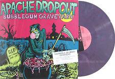 Apache Dropout Lp Vinilo Chicle cementerio Púrpura + descargas 150 GR + Promo