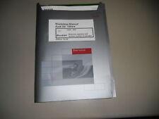 Werkstatthandbuch Manual Audi A8 D2 TDI 6 Zylinder APR