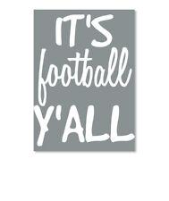 Off-the-rack Football T Sticker - Portrait Sticker - Portrait