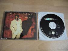 MORY KANTE La Tension 1993 FRANCE CD single mix