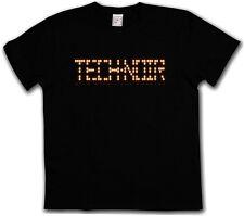 TECH NOIR Los Angeles Club T-SHIRT-Terminator technoir Cyber TV Movie T-shirt