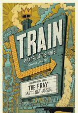 155301 Train The Band Wall Wall Print Poster CA