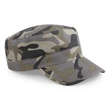Camouflage Army Camo Hat Baseball Cap Cotton Sun Hat Adjustable cadet/military