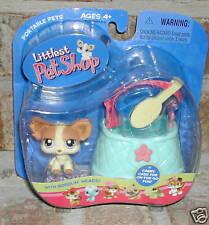 Littlest Pet Shop CHIHUAHUA w/PURSE #96 2005 htf