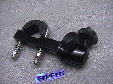 heavy duty roll bar handlebar seatpost tripod pan tilt monopod head Camera Mount